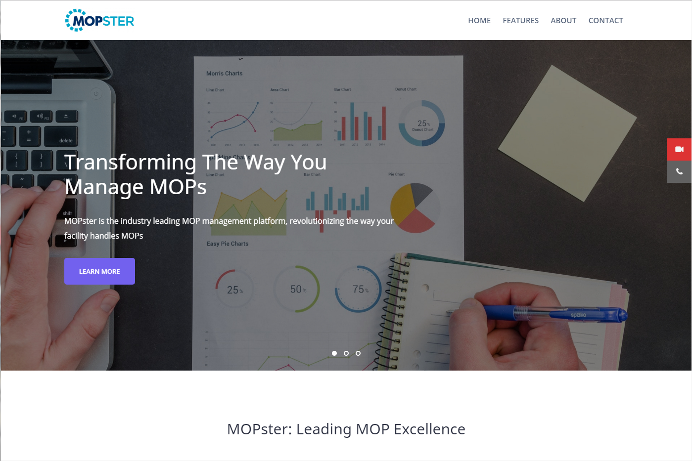 Mopster WordPress